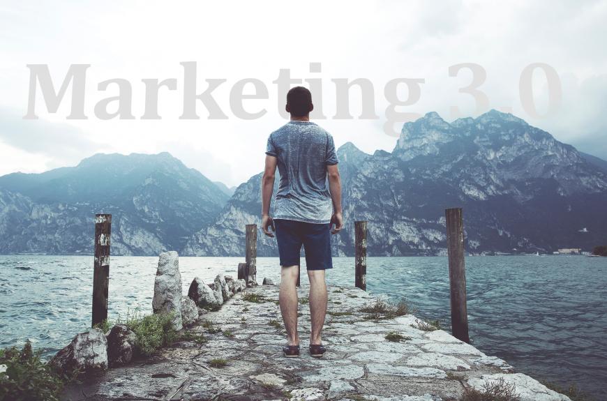 ざっくりわかる!マーケティング3.0の簡単解説と実践事例紹介
