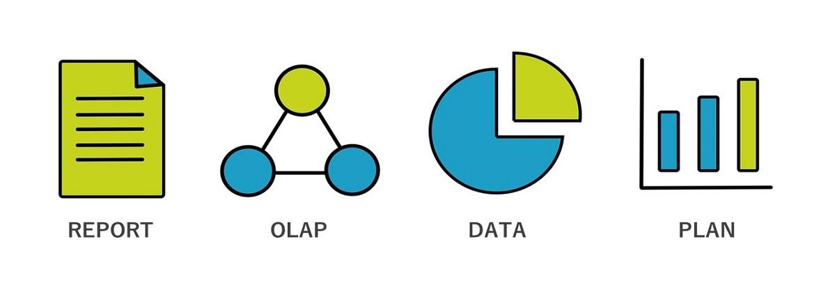 BIツールの基本的な4機能